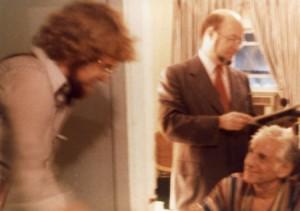 Dirk & Leonard Bernstein