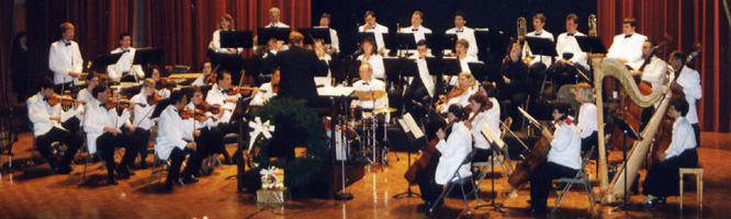 Full Orchestra panoramic