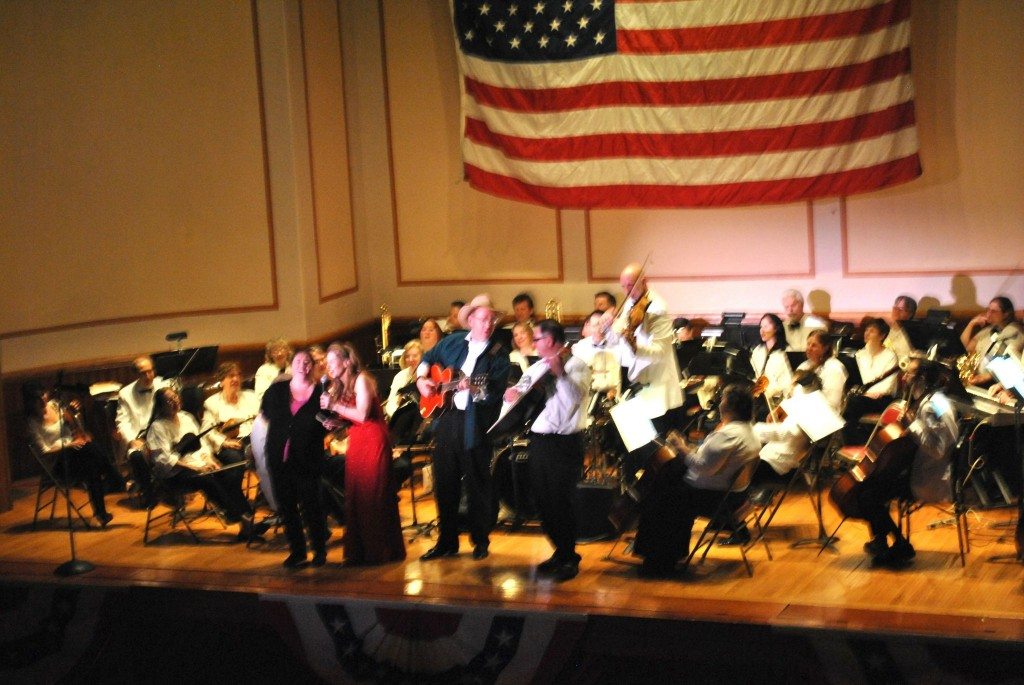 The Hillyer Festival Orchestra